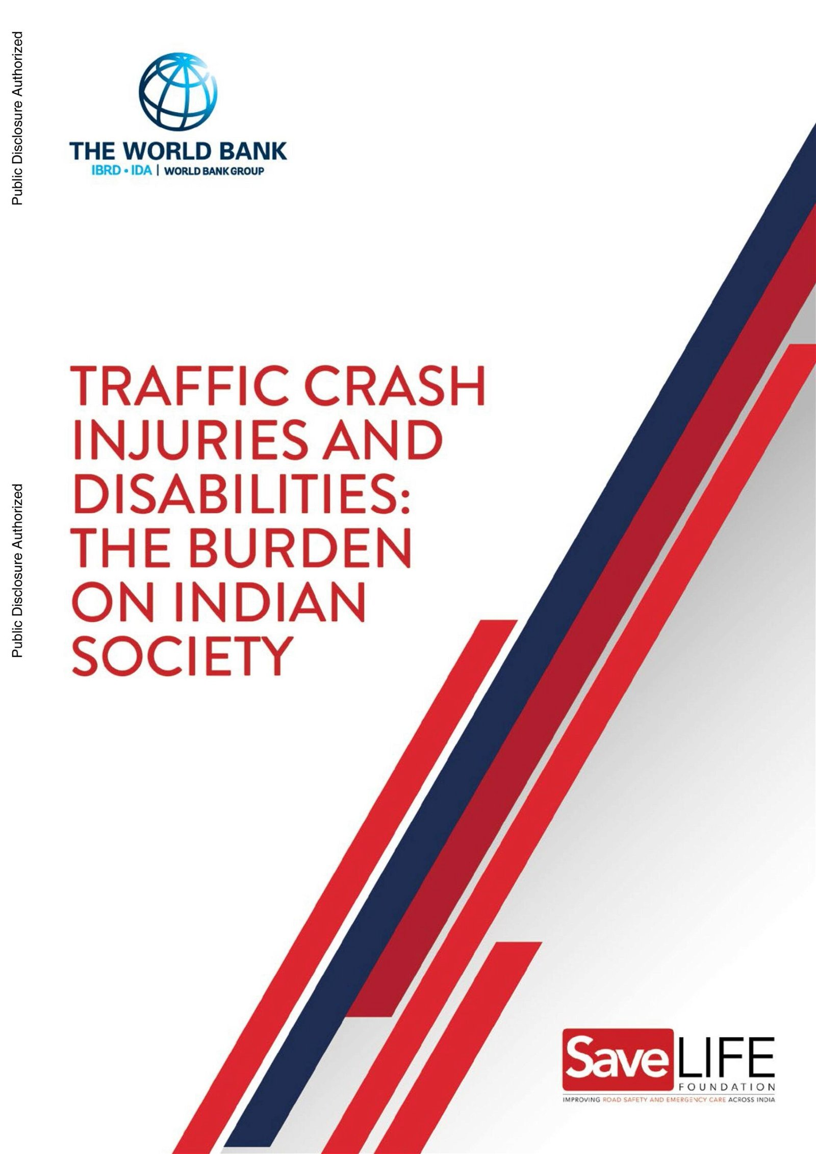 Traffic Crash Injuries and Disability Report